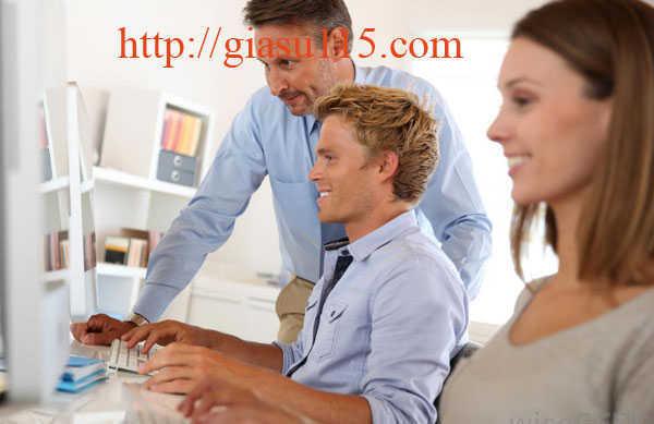 Trung tâm đào tạo tin học văn phòng tại thái nguyên
