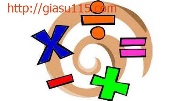 Gia sư môn toán tại thái nguyên uy tín nhất
