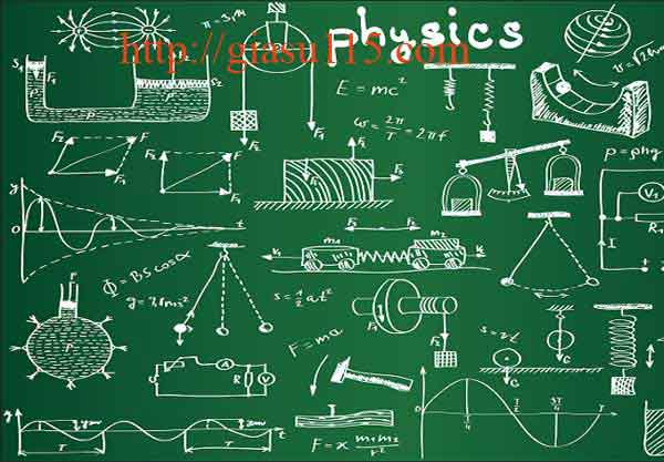 Gia sư môn vật lý tại thái nguyên giỏi