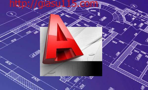 Dạy Autocad 2D cho công ty, doanh nghiệp ở thái nguyên