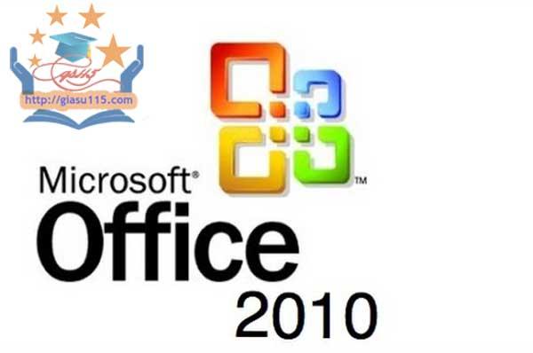 Bộ cài đặt office 2010 chuẩn full crack