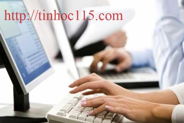 Khóa học tin văn phòng cấp tốc tại Thái Nguyên tháng 10