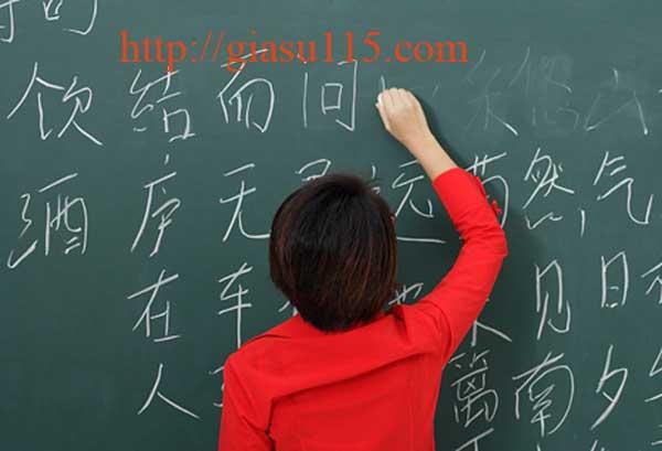 Lớp học tiếng Trung Quốc tại thái nguyên