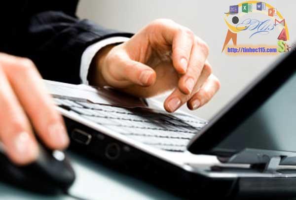 Dạy tin học văn phòng online giá rẻ tại Thủ Dầu Một Bình Dương