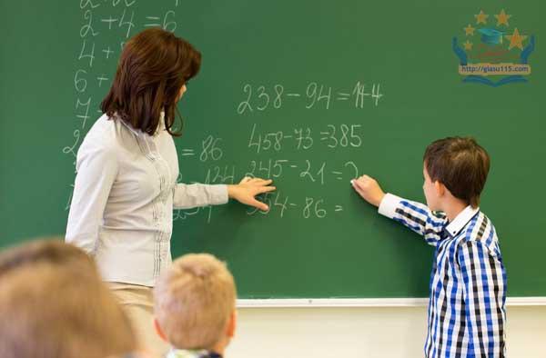 Gia sư toán tiếng việt lớp 5 tại thái nguyên